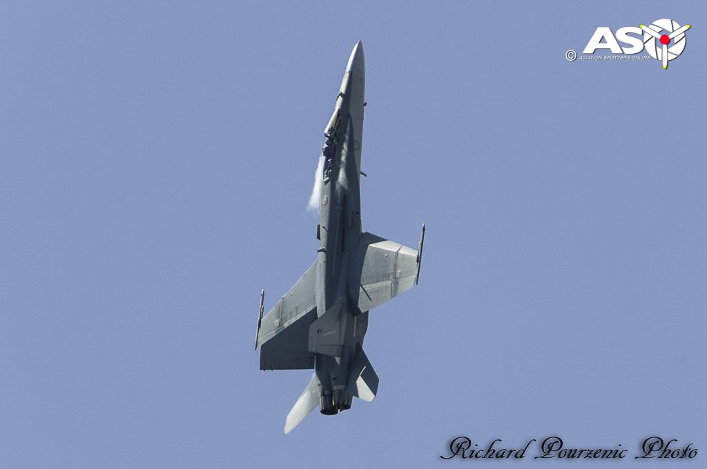 RAAF F/A-18A Hornet A21-4 77SQN
