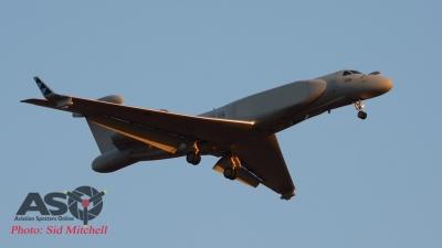 "RSAF G550/IAI Phalcon CAEW ""Jaeger"" of 111Sqn"