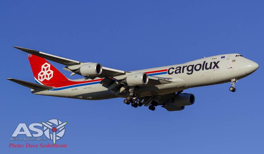 Cargolux 748 LX-VCL (1 of 1)