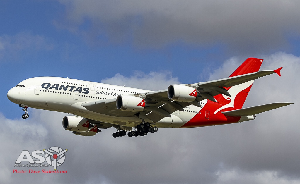 QF A380 ASO
