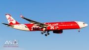PK-XRC Air Asia Airbus A330-300 ASO (1 of 1)