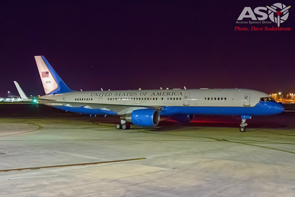 USAF 98-80001 C-32 ASO 2 (1 of 1)-DTLR-1-1-001-ASO