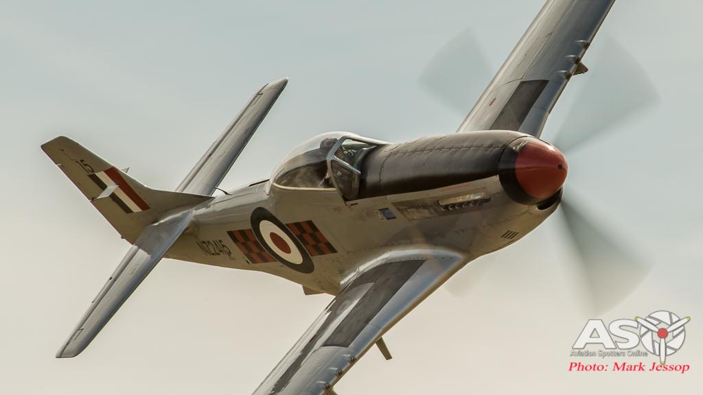 RNZAF P-51D