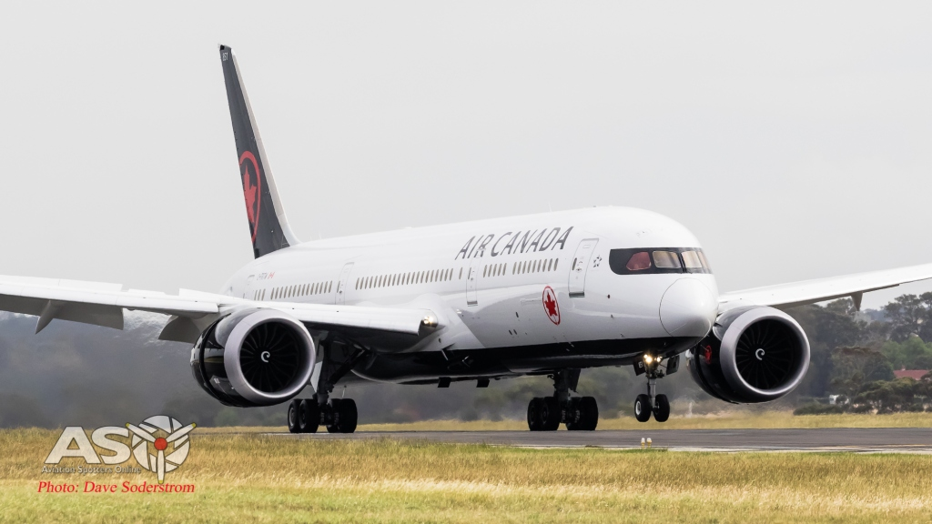 C-FRTW Air Canada Boeing 787-9 (1 of 1)