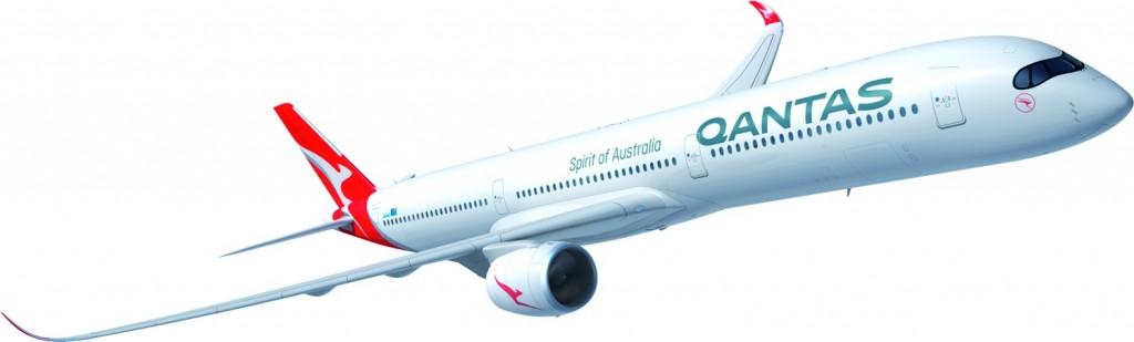 A350-1000, QFA