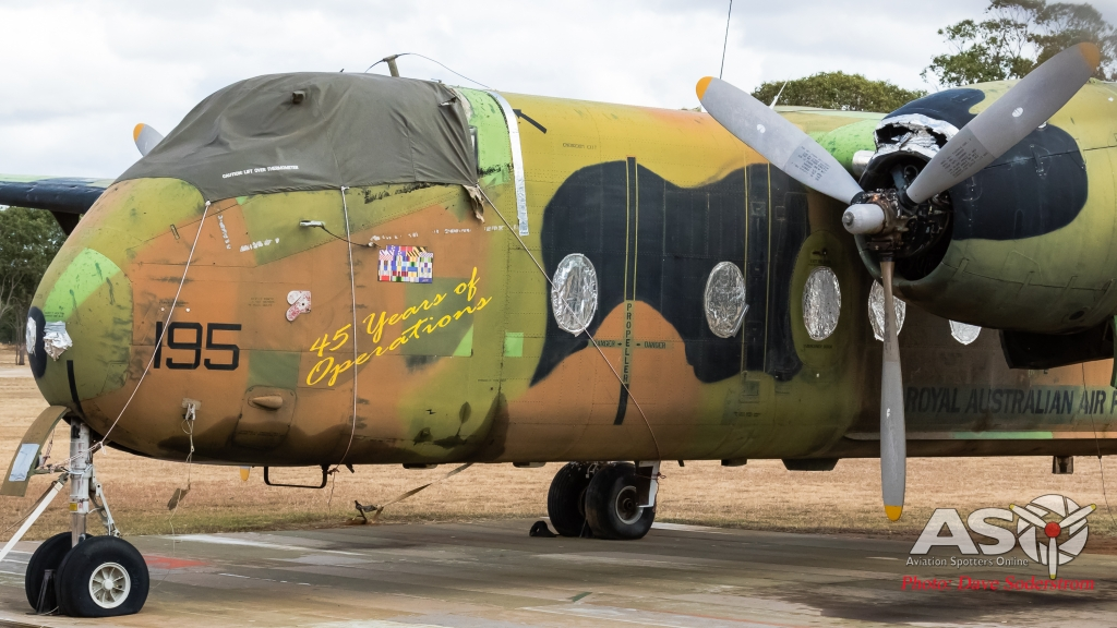 A4-195 RAAF DHC-4 Caribou ASO 2 (1 of 1)