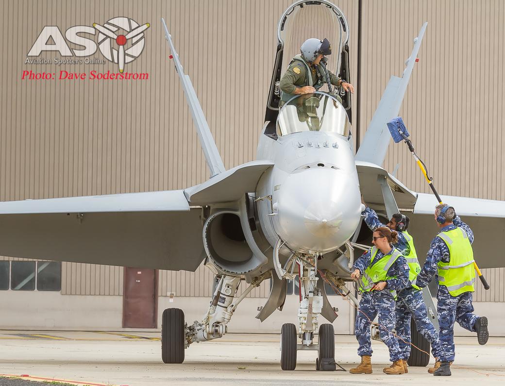 RAAF Hornet A21-4 ASO 4 (1 of 1)