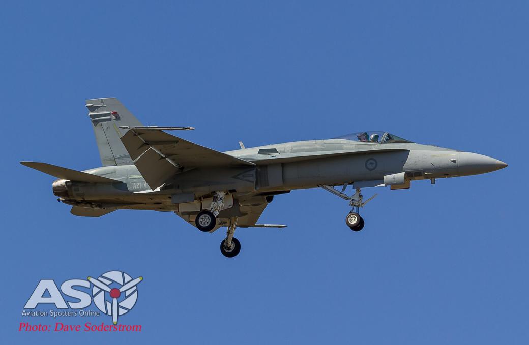 RAAF Hornet A21-4 ASO 6 (1 of 1)