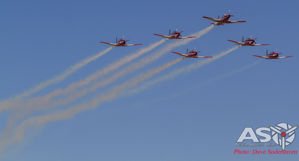 RAAF Roulettes ASO 1 (1 of 1)