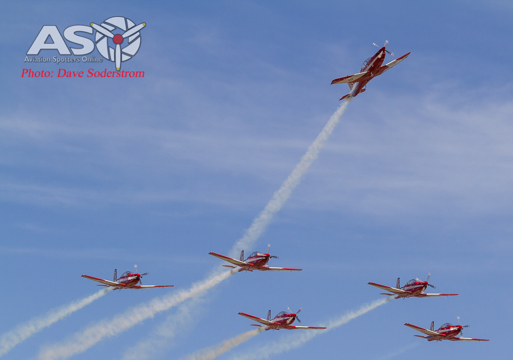 RAAF Roulettes ASO 2 (1 of 1)
