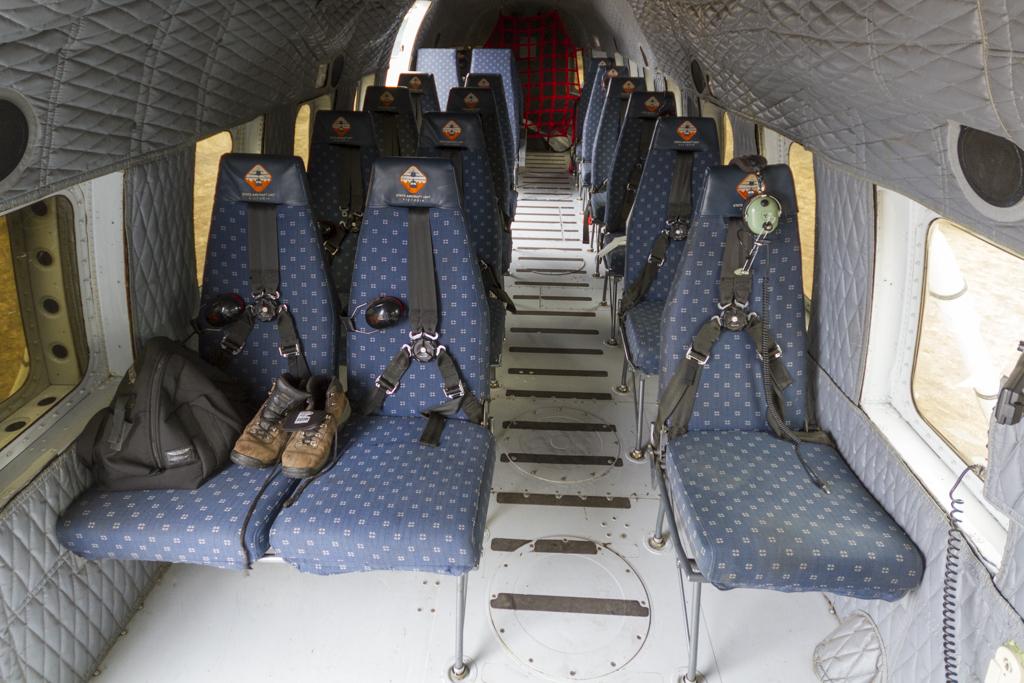 S-61 Inside ASO