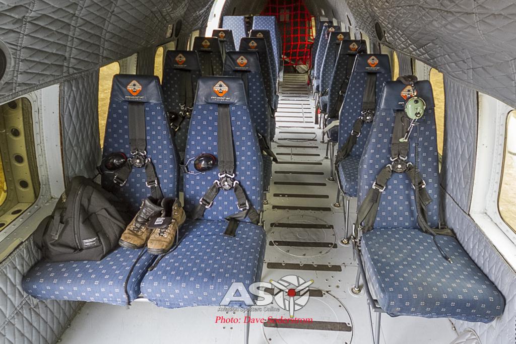 S-61 Seats