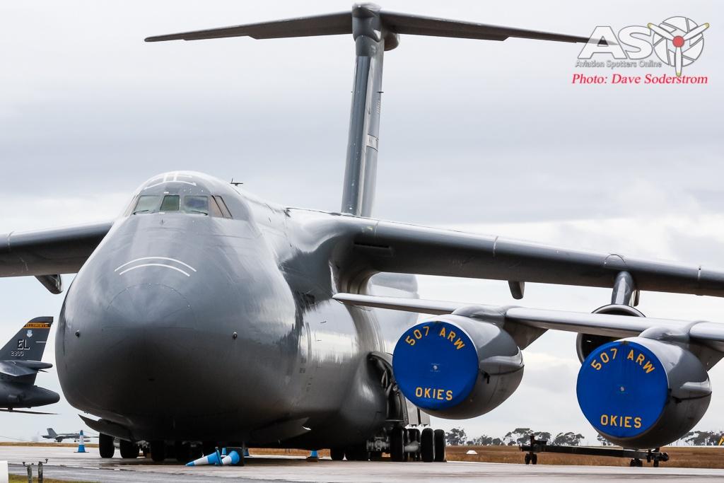 USAF C-5 Galaxy (1 of 1)