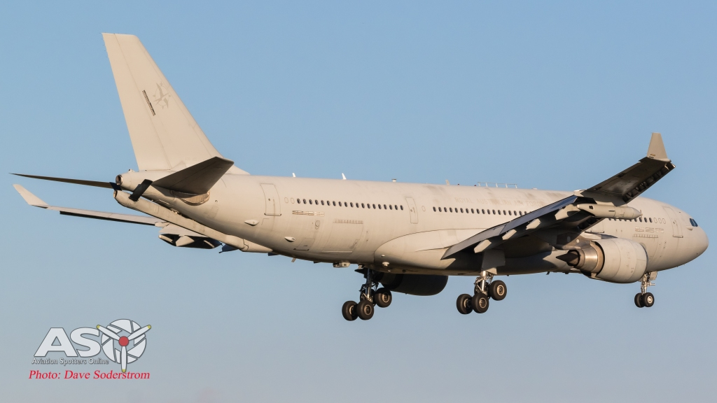MRTT- KC-30A - The RAAF's Force Extender