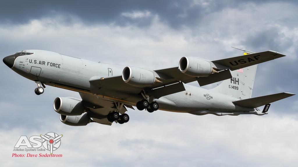 USAF Boeing KC-135
