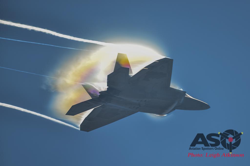 USAF F-22A Raptor