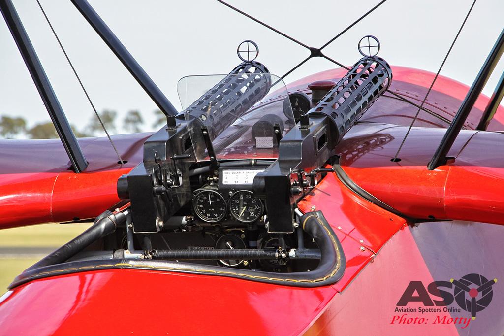 Mottys AWAL Kingaroy 2015 DR-1 VH-FXP 0020
