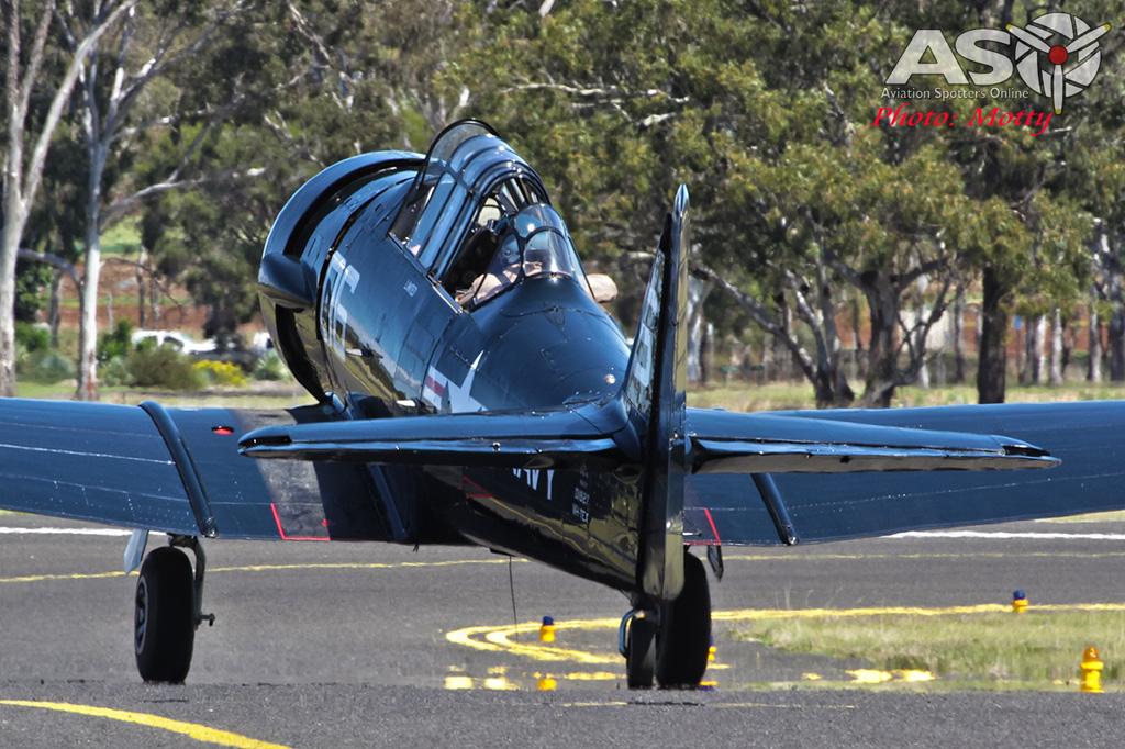Mottys AWAL Kingaroy 2015 T-6 VH-TEX 0110