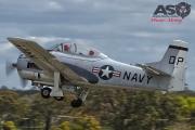 Mottys AWAL Kingaroy 2015 T-28D VH-DPT 0060