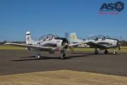 Mottys AWAL Kingaroy 2015 T-28D VH-DPT 0100