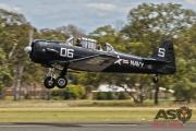Mottys AWAL Kingaroy 2015 T-6 VH-TEX 0050