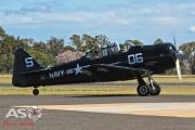 Mottys AWAL Kingaroy 2015 T-6 VH-TEX 0080