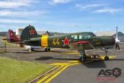 Mottys AWAL Kingaroy 2015 Yak-18 VH-KGU 0010