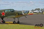 Mottys AWAL Kingaroy 2015 Yak-18 VH-KGU 0020