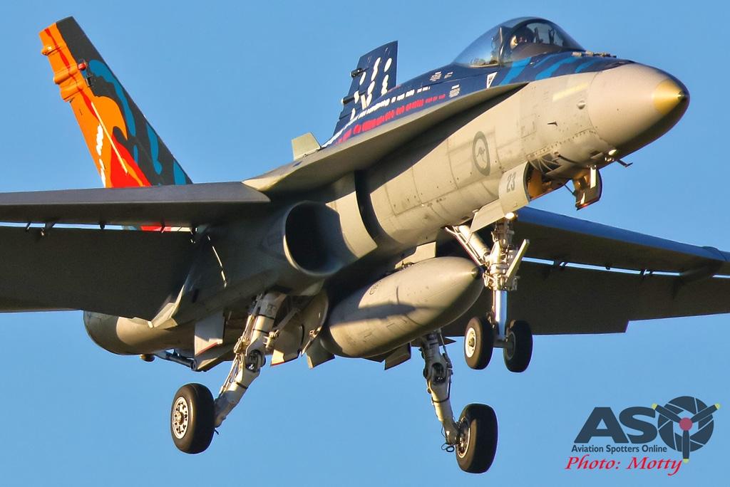 Mottys-AWIC-2019-Dawn-Strike-RAAF-FA-18-Classic-Hornet-03284-ASO
