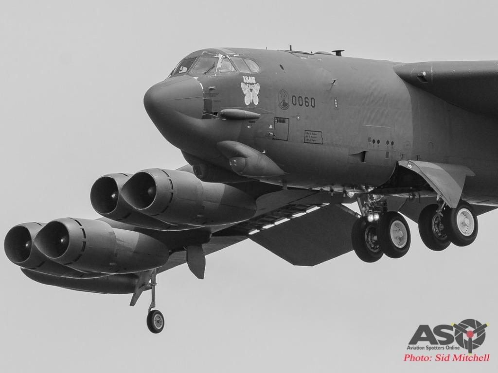 B-52H Iron Butterfly