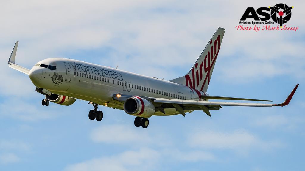 VH-YFE - Boeing 737-81D - Virgin Australia