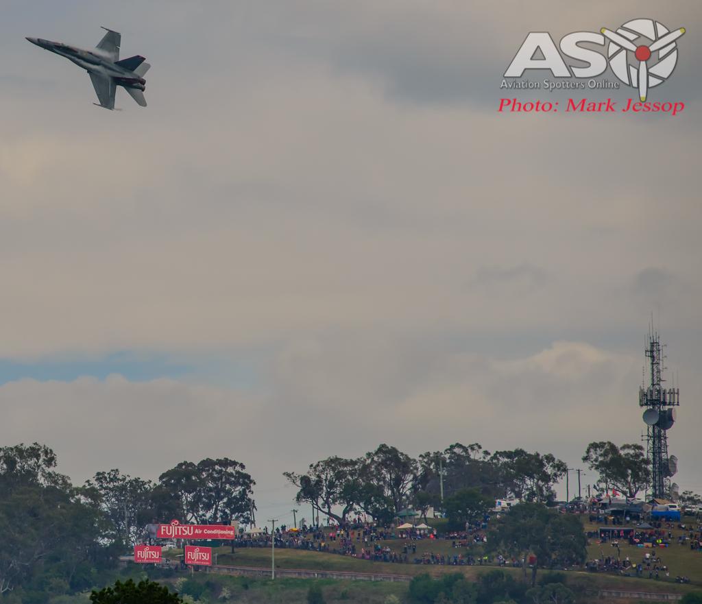 F/A-18A Hornet A21-35
