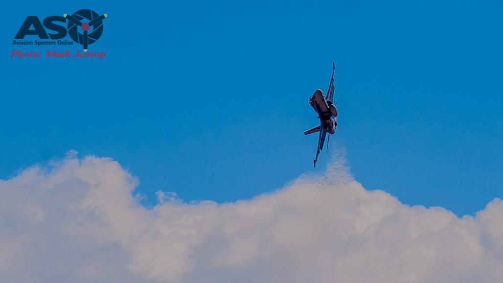 F/A-18B Hornet