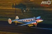 Mottys Beech Adventures Beech-18 VH-BHS 3282 -ASO