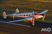 Mottys Beech Adventures Beech-18 VH-BHS 3291 -ASO