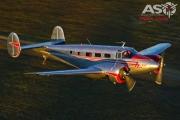 Mottys Beech Adventures Beech-18 VH-BHS 3366 -ASO