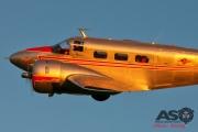 Mottys Beech Adventures Beech-18 VH-BHS 3726 -ASO