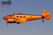 Mottys Beech Adventures Beech-18 VH-BHS 3763 -ASO