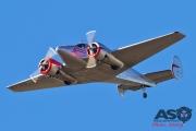 Mottys Beech Adventures Beech-18 VH-BHS 2426 -ASO