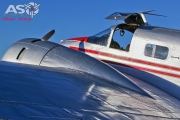 Mottys Beech Adventures Beech-18 VH-BHS 2711 -ASO