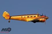 Mottys Beech Adventures Beech-18 VH-BHS 3498 -ASO