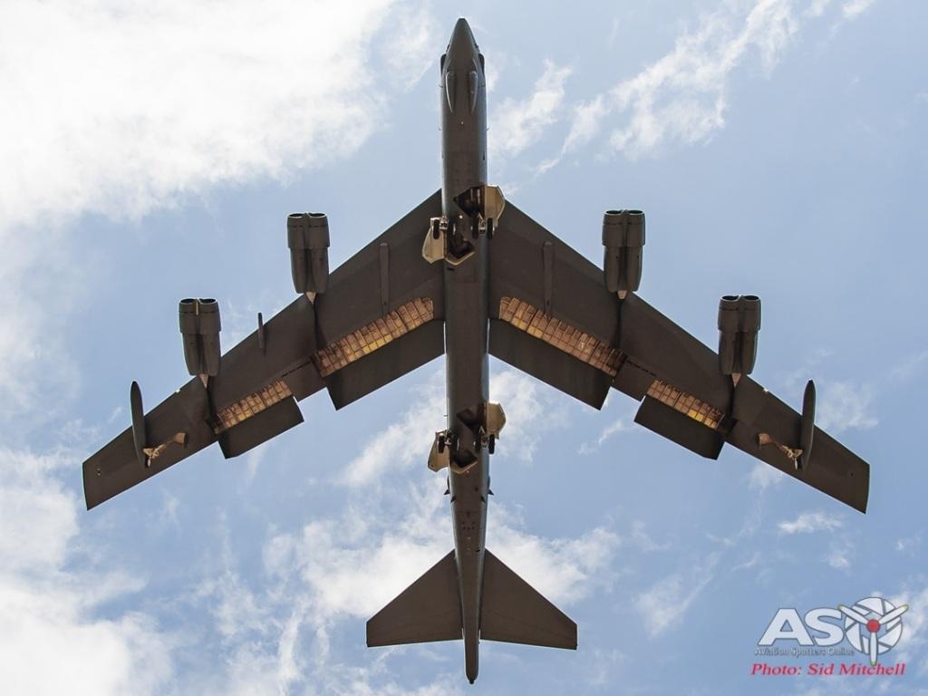 "USAF B-52H 60-0005 ""Warbirds"""