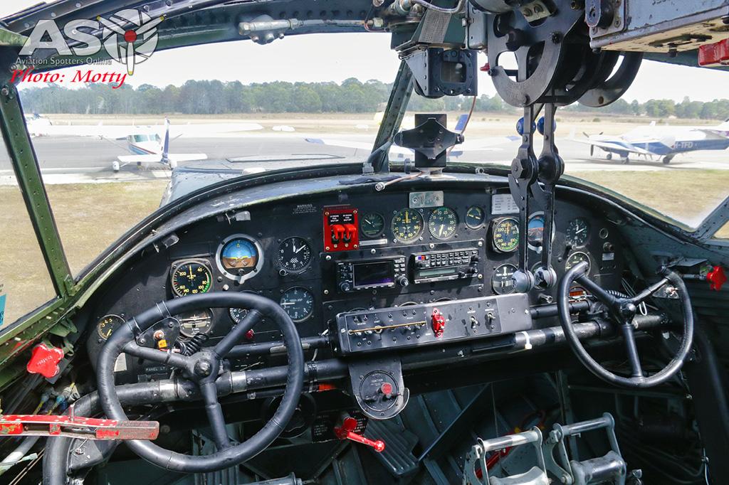 Mottys-HARS Black Catalina Felix VH-PBZ 0186 -001-ASO