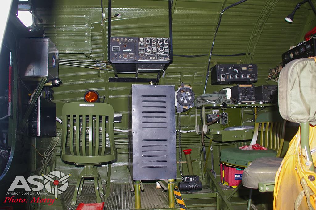Mottys-HARS Black Catalina Felix VH-PBZ 0300 -001-ASO