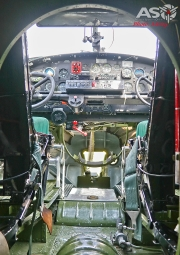 Mottys-HARS Black Catalina Felix VH-PBZ 0082 -001-ASO