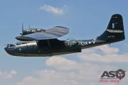 Mottys-HARS Black Catalina Felix VH-PBZ 0571 -001-ASO