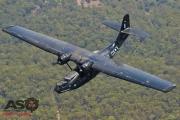 Mottys-HARS Black Catalina Felix VH-PBZ 2488 -001-ASO