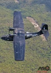 Mottys-HARS Black Catalina Felix VH-PBZ 2543 -001-ASO