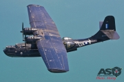 Mottys-HARS Black Catalina Felix VH-PBZ 3211 -001-ASO