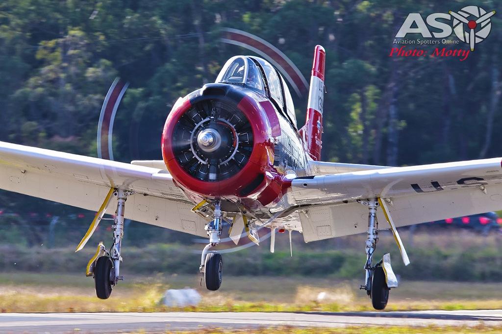 Mottys-Warnervale-2021-PBA-T-28-Trojan-VH-FNO-08883-DTLR-1-001-ASO